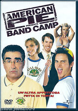American Pie. Band Camp (2005) DVD NUOVO SEALED Tad Hilgenbrinck, Arielle Kebbel