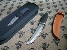 TIMBERLINE - VAUGHN NEELEY KNIFE /  LUM YOROI TOSHI #032TD / ORIGINAL SHEATH