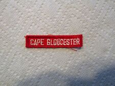 USMC Cape Gloucester Tab patch ASMIC Top 100 Most Wanted Collection Guadalcanal