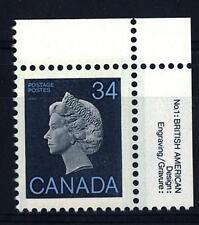 CANADA - 1985 - Regina Elisabetta II