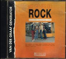 CD album: Van Der Graaf Generator: the liquidator. atlas. E5