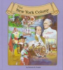 The New York Colony (Thirteen Colonies (Lucent))