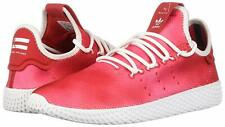 ADIDAS GS PHARRELL WILLIAMS PW TENNIS HU CQ2301 Red White Boys/Girls Women's