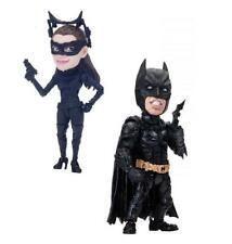 "The Dark Knight Batman & Catwoman Deformed Toys Rocka 5"" Figures Set of 2"