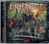 POWERWOLF - THE METAL MASS LIVE (2016) CD Jewel Case by Soyuz Music+FREE GIFT