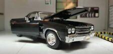 Articoli di modellismo statico neri New-Ray per Chevrolet