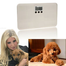 Electronic 150KG Digital LCD Body Baby Pet Bathroom Scale Gym Health Home Weight