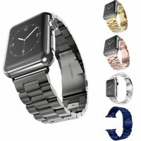 USA Stainless Steel Watch Band For iWatch 5 4 3 2 1 Apple Watch Bracelet Strap