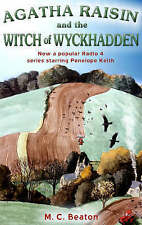 Agatha Raisin and the Witch of Wyckhadden by M. C. Beaton (Paperback, 2006)