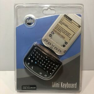 PALM PILOT - i705 Handheld Mini Keyboard - New Old Stock In Package!
