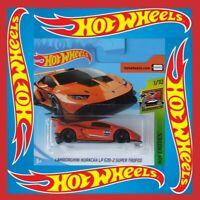 Hot Wheels 2018   LAMBORGHINI HURACÁN LP 620-2 SUPER TROFEO   245/250   NEU&OVP