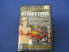 PlayStation 2, Ultimate Codes Max Pack, 100% Unofficial Grand Theft Auto, III