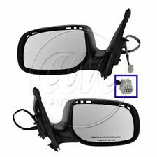 TOYOTA COROLLA 2002-2007 ELECTRIC  DOOR WING MIRROR 1 X PAIR RIGHT LEFT O/S N/S