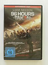 DVD 96 Hours Taken 3 Liam Neeson Film