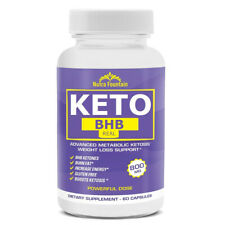 Keto BHB - Weight Loss Formula - 60 Capsules