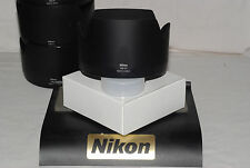 Genuine Nikon HB-31 Parasoleil à baïonnette Fit 17-55 f2.8 VR IF-ED Objectif... Vendeur Britannique