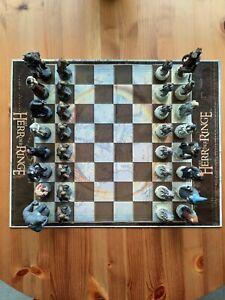 Herr der Ringe Trilogie Schachspiel