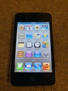 iPod Touch 3rd Generation - 64GB - A1318 - Black - Very Rare