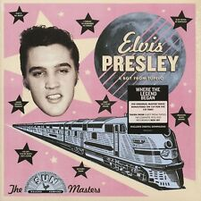 ELVIS PRESLEY LP A Boy From Tupelo - The SUN Masters REMASTERED Vinyl + Download