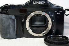 New listing Minolta Maxxum 7xi Film Camera - Body Only
