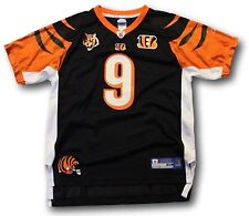 NFL Cincinatti Bengals Carson Palmer Reebok On-Field Jersey Youth XL Mens S-M