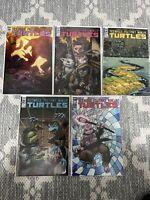 Teenage Mutant Ninja Turtles TMNT # 58 103 106 112 113 IDW Comics lot set