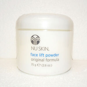 Nu Skin Nuskin Face Lift Powder 2.6 oz 75 g Original Formula Sealed (Brand New)