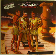 """12"""" LP-imagination-in the heat of the Night-k5316-Slavati & cleaned"""