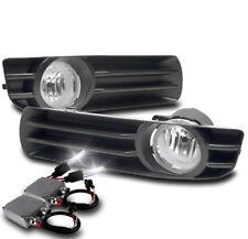 2005-2007 CHRYSLER 300 CHROME LOWER BUMPER DRIVING FOG LIGHT+50W 6000K XENON HID