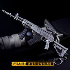 1/6 1:6 PUBG AK15 gun  BattleField5 Battleground Metal 5.7inch FORTNITE