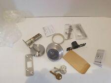 Kwikset 816-15 Satin Nickel Single Cylinder Key Control Deadbolt w/ SmartKey