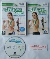 My Fitness Coach CARDIO WORKOUT [Wii] - COMPLETE -
