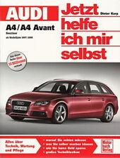 AUDI A4 B8 (Avant) ab2007 Reparaturanleitung Jetzt helfe ich mir selbst/Handbuch