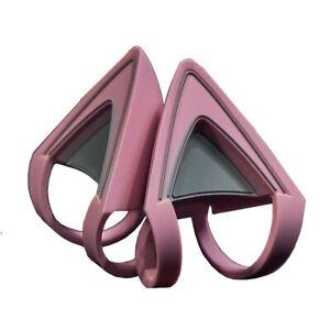 Razer Kitty Ears for Razer Kraken - Water Resistant Construction - Quartz Pink