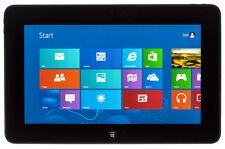 Dell Latitude 10 64GB, Wi-Fi, 10.1in - Black