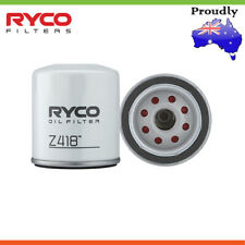 New * RYCO * Oil Filter For VOLVO S40 S40 1.6L 4CYL Petrol B4164S3