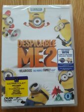 Despicable Me2 DVD - brand new, still sealed
