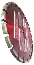 "14"" x .500 loop cutting and joint widening diamond blade flat segment ASPHALT"