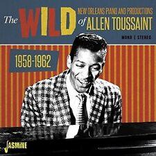 Allen Toussaint - Wild New Orleans Piano & Productions Of Allen [New CD] UK - Im