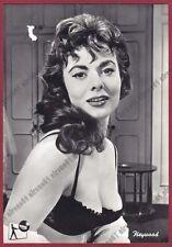 ANNE HEYWOOD 03 ATTRICE ACTRESS ACTRICE CINEMA MOVIE UK Cartolina FOTOGRAFICA