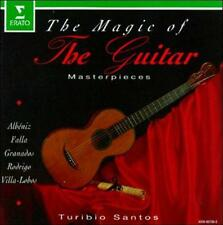Magic of the Guitar Agustin P. Barrios, Manuel de Falla, Enrique Granados, Anto