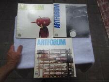 Lot of 3 Artforum International Magazine 1994 OCT NOV DEC # 22