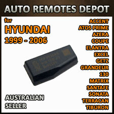 Transponder Immobilizer Chip HYUNDAI ACCENT ATOS AZERA COUPE EXCEL GETZ MATRIX