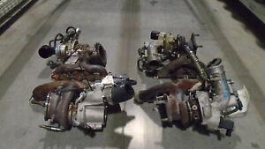 15 16 17 Volkswagen Passat Turbo Turbocharger 1.8L 36K OEM LKQ