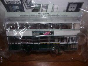 1/43 Autobus Autocar Bus à étage reisen Coach Berliet PCMRE RATP Ixo Hachette