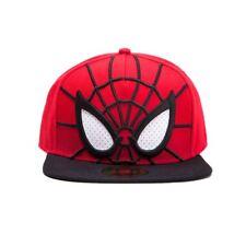 Ufficiale MARVEL SPIDER-MAN 3D Cappellino Con Occhi Mesh-Taglia unica