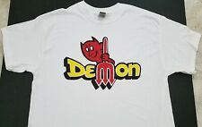 Brand New Vintage Demon T-Shirt 426 Dodge Hemi Aar Cuda Plymouth Mopar Hellcat@