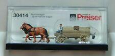 Preiser H0 30414 Jauchewagen   NEU in OVP  1:87