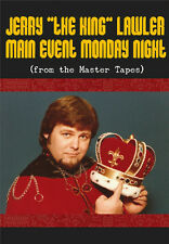 MEMPHIS WRESTLING JERRY THE KING LAWLER: MONDAY NIGHT MAIN EVENT DVD