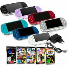 Playstation Portable Handheld Slim & Lite Konsole 3004 Blau Lila Silber Schwarz